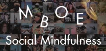 boekomslag Social Mindfulnes, uitsnede
