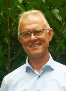 Ted van Rijt, penningmeester VMBN