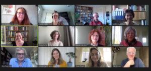 Oleiders in gesprek met VMBN-bestuur