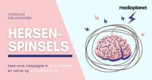 banner van hersenspinsels